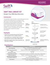 SWIFT RNA LIBRARY KIT