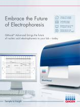 QIAxcel Advanced: Embrace the Future of Electrophoresis