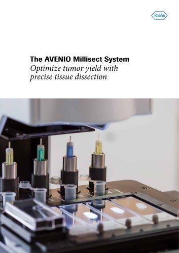 AVENIO Millisect System Brochure