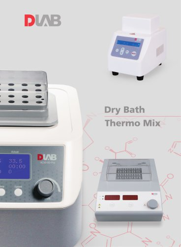Dry Bath Thermo Mix