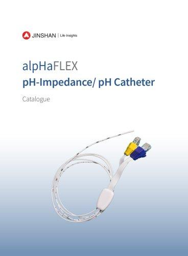 alpHaFLEX Impedance pH Monitoring System Catalogue