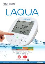 Benchtop Water Quality Meters  1000 Series