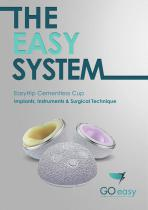 EasyHip Cementless Cup