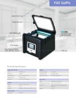 Brochure - Gel Imaging Systems - 11
