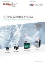 Brochure - Gel Imaging Systems - 1