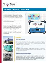 SpotBot Cellular impact monitor for medical device supply chain