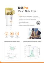 DELPet Mesh Nebulizer