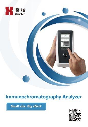 Genobio Immunochromatography Analyzer