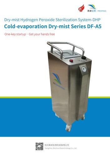 Meizhuo/hydrogen peroxide sterilizer/DF-A5