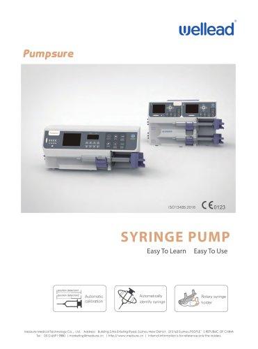 Pumpsure 4000 Syringe Pump