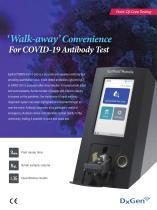 Epithod AutoDx with SARS-CoV-2 qAb