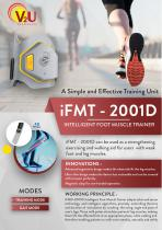 iFMT - 2001D  INTELLIGENT FOOT MUSCLE TRAINER - 1