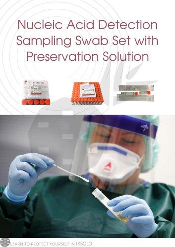 COVID-19 test kit / for DNA / for RNA / for PCR