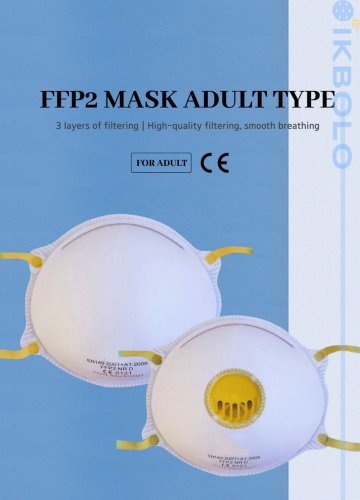 FFP2 protection face mask