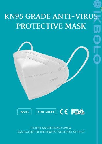 N95 respirator / medical