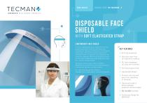 Disposable Face Shield Product Information