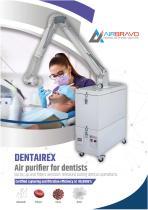 Dentairex for dental aerosol purification