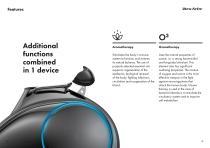 Bodyshape Vacu under pressure treadmill - Brochure - 11