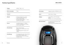 Bodyshape Vacu under pressure treadmill - Brochure - 16