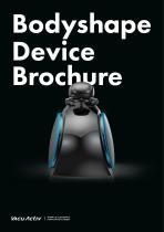 Bodyshape Vacu under pressure treadmill - Brochure - 1