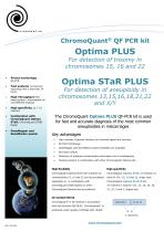 ChromoQuant Optima PLUS QF-PCR