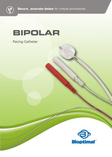 Bioptimal Bipolar Pacing Catheter