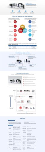 New Two-way LIS automatic Hematology analyzer-Immunofluorescence analyzer all-in-one instrument