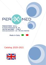 Peroxymed complete catalog