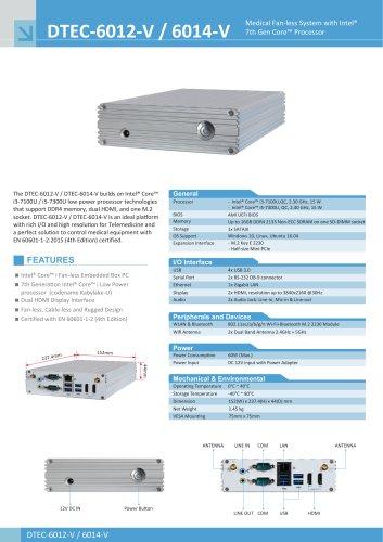 DTEC-6012-V-6014-V