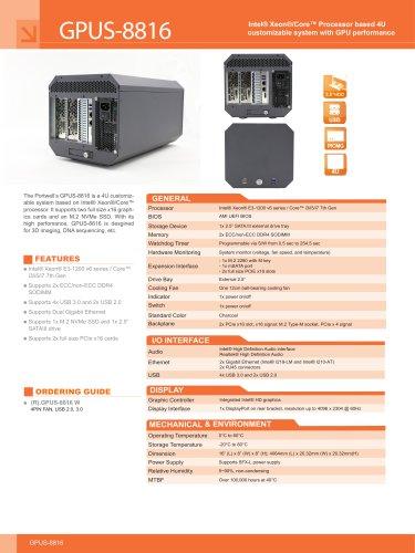 GPUS-8816
