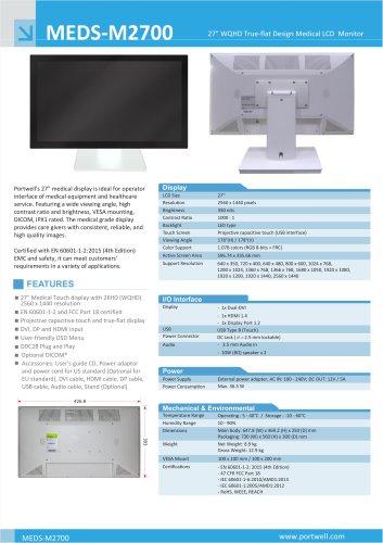 MEDS-M2700