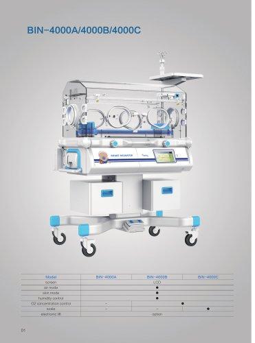 Being medical /BIN-4000A4000B4000C Infant Incubator