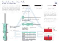 Bone marrow biopsy needle(BMN-A)