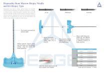 Bone marrow biopsy needle(BMN-B)