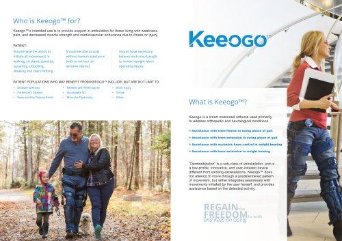Keeogo flyer