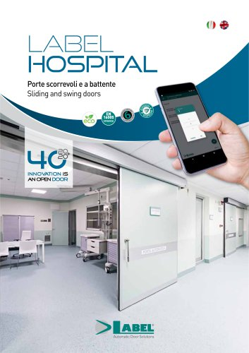LABEL HOSPITAL BROCHURE