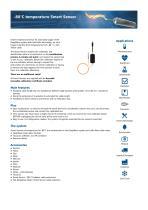 -80°C temperature Smart Sensor