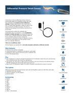 Differential Pressure Smart Sensor