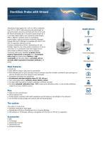 SterilDisk Probe Thread data sheet