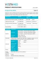 Tecnical Data Sheet Type II
