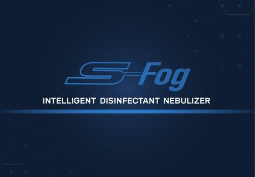S-FOG Nebulizer