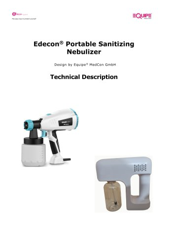 Sanitizing Nebulizer
