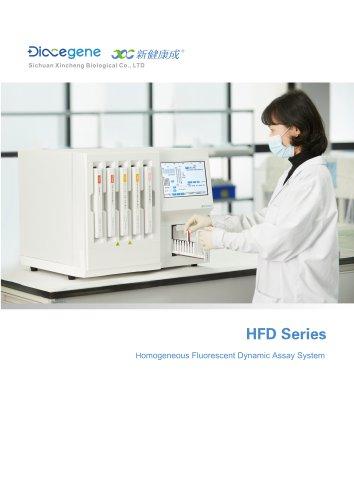 Xincheng/HFD series/Homogeneous Fluorescent Dynamic Assay System