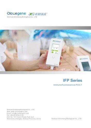 Xincheng/IFP series/automatic immunoassay analyzer