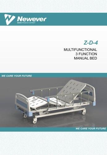 Hospital bed Z-D-4