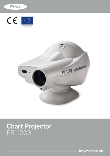 FREY CHART PROJECTOR