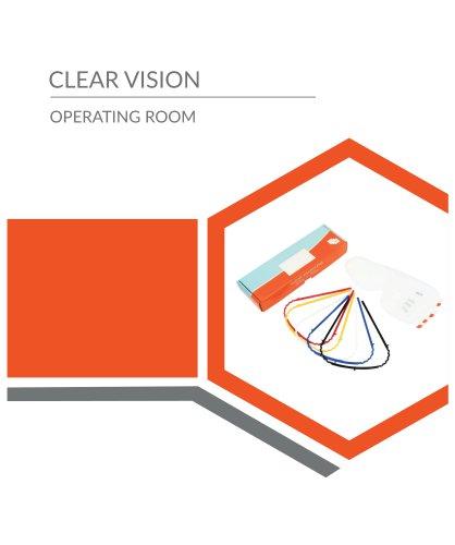 Clear Vision Lens Frames