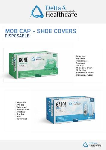 Delta A Mob Cap - Shoe Cover