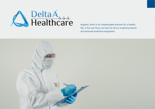 Delta A Healthcare Gowns