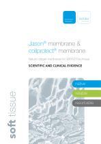 Jason® membrane & collprotect® membrane